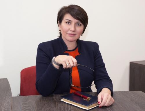 Зильбер Эльмира Курбановна, проректор по научной работе БФУ им. И. Канта