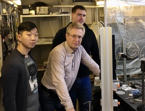 Лаборатория «Рентгеновской оптики и физического материаловедения» и НИЦ «Курчатовский институт». Совместные исследования и первые шаги к успешному взаимодействию.