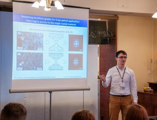 Влияние микротруктуры бериллия на оптические характеристики когерентной рентгеновской оптики