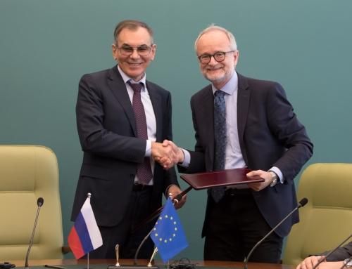 В БФУ им. И. Канта подписано соглашение о сотрудничестве с Европейским центром рентгеновского лазера на свободных электронах XFEL (Германия)