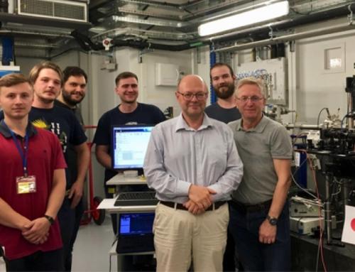 Физики БФУ им. И. Канта и Баварского Геоинститута провели прорывные исследования материалов при высоких давлениях и температурах на синхротроне ESRF в Гренобле