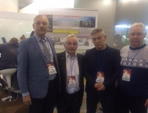 Исследователи БФУ им. И. Канта приняли участие в Международной выставке Металл Экспо 2018