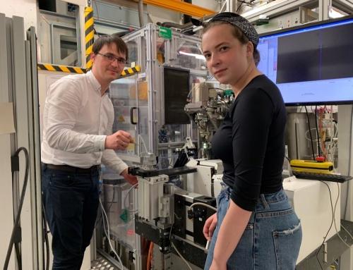 Сотрудники МНИЦ успешно провели испытания преломляющих рентгеновских линз нового типа на самом большом синхротроне в мире в Гамбурге