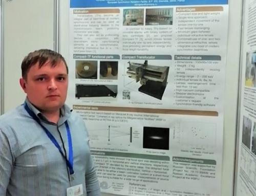 Исследователь БФУ им. И. Канта принял участие в 7-ой Европейской Конференции по рассеянию нейтронов