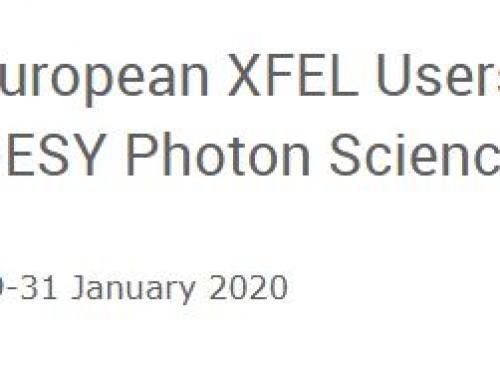 European XFEL & DESY User's Meeting 2020