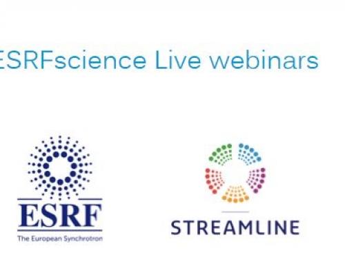 #ESRFscience Live webinars