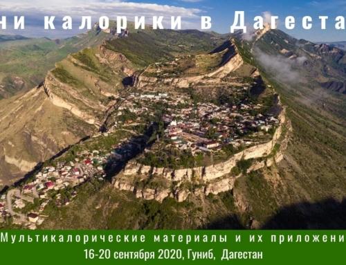 Исследователь БФУ им. И. Канта представил доклад о магнитных свойствах сплавов на научном семинаре в Дагестане